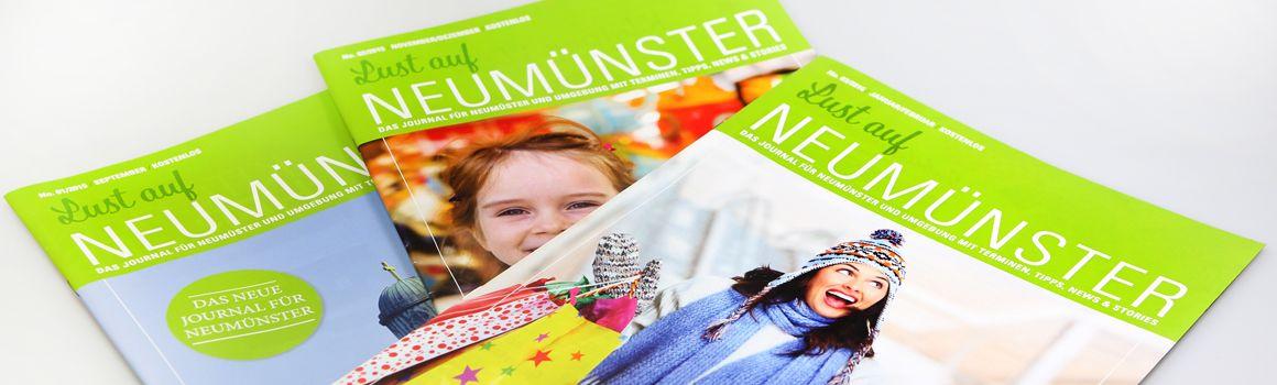 Lust auf Neumünster - Das Stadtmagazin