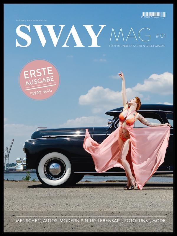 SWAY MAG #01