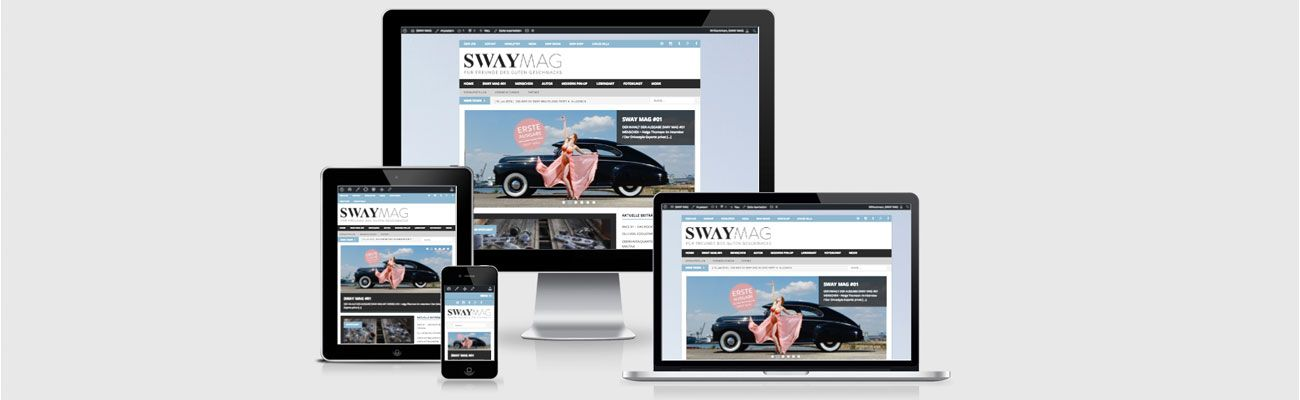 SWAY MAG Online-Magazin: www.sway-mag.de