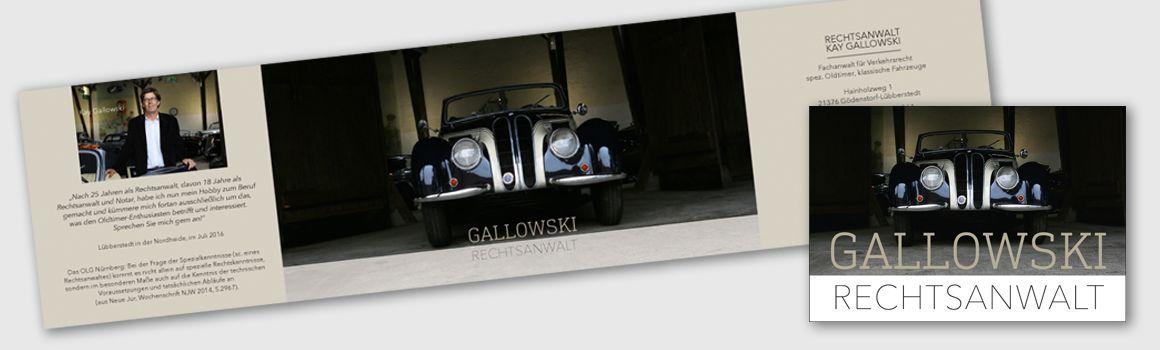 Rechtsanwalt Kay Gallowski