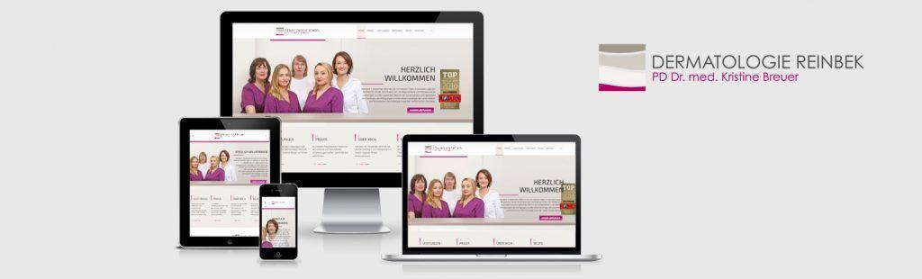 Erstellung der Homepage durch Kähler & Kähler