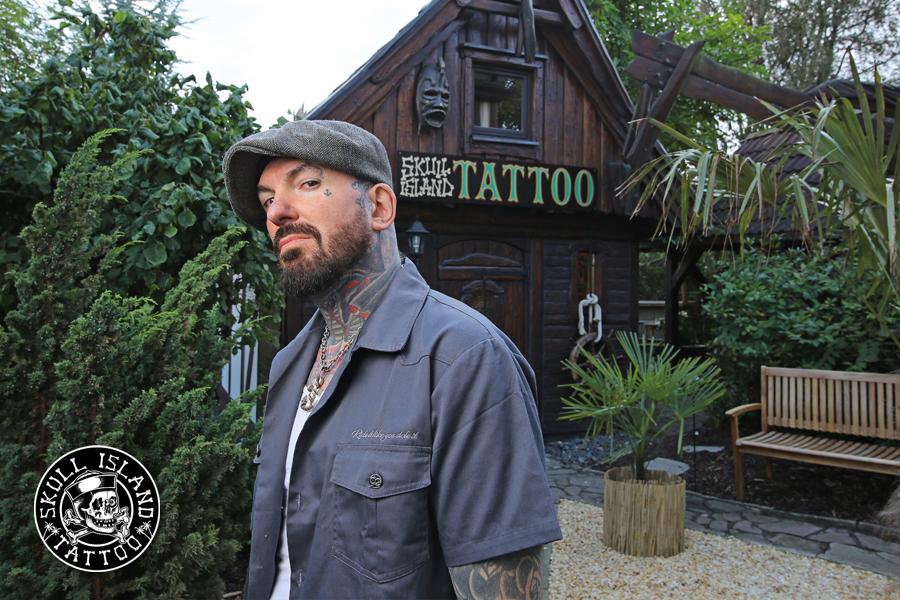 Skull Island Tattoo