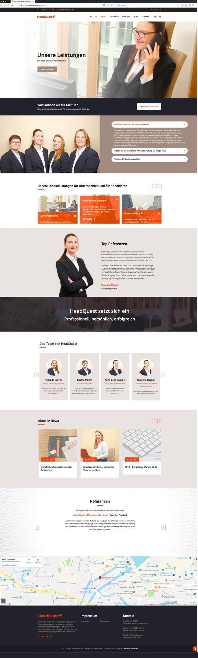 HeadQuest GmbH Personalberatung