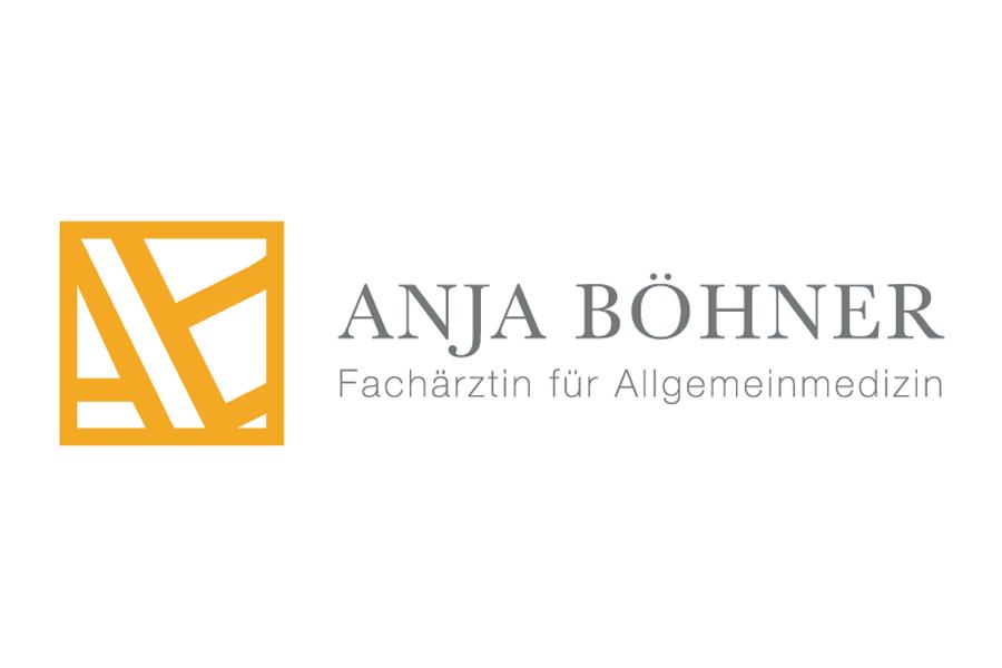 Logo-Entwicklung, Praxis Anja Böhner, Kähler & Kähler