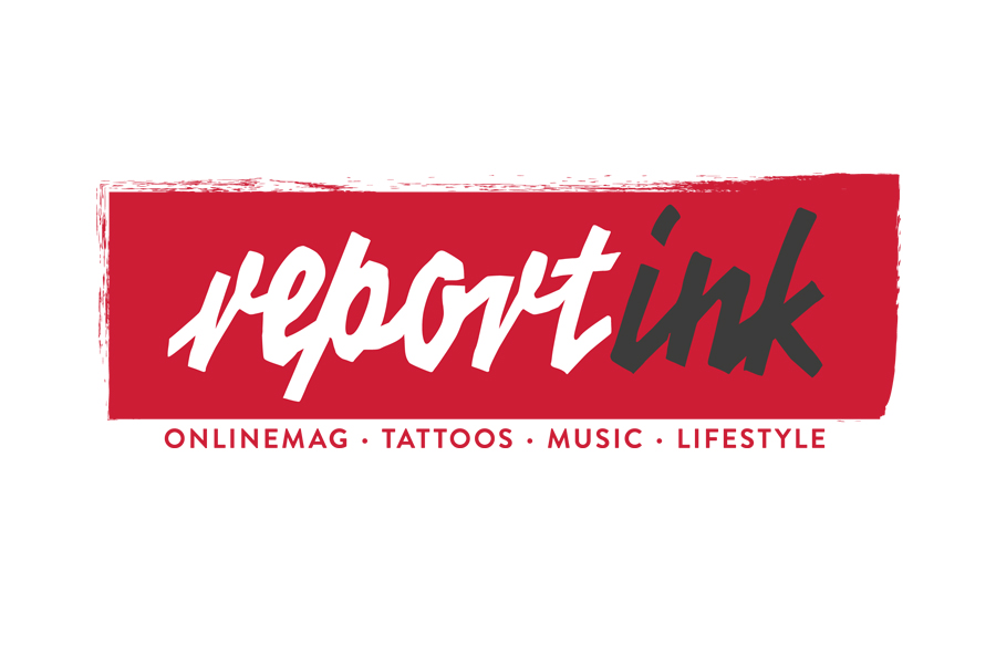 Logo-Entwicklung, Logo-Desing, Reportink, Kähler & Kähler
