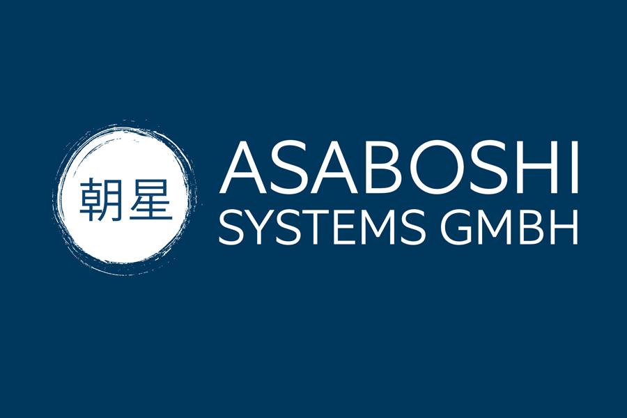 Logo Neu-Entwicklung für Asaboshisystems durch Kähler & Kähler