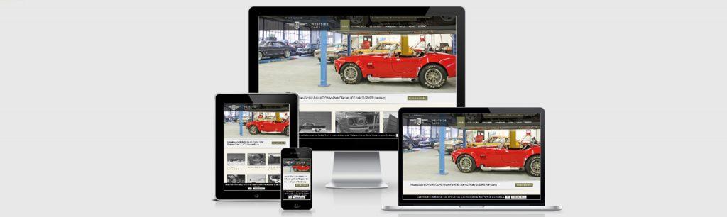 Relaunch der Homepage für westside.cars GmbH & Co. KG durch Kähler & Kähler