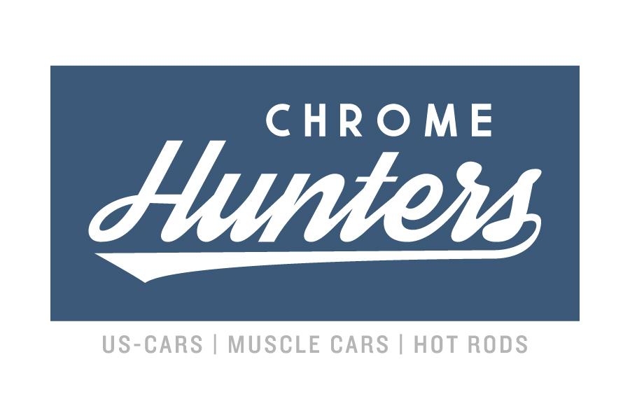 Logo-Entwicklung und Gestaltung und Produktionsabwicklung der Geschäftsausstattung für die Chrome Hunter GmbH i. G. durch Kähler & Kähler