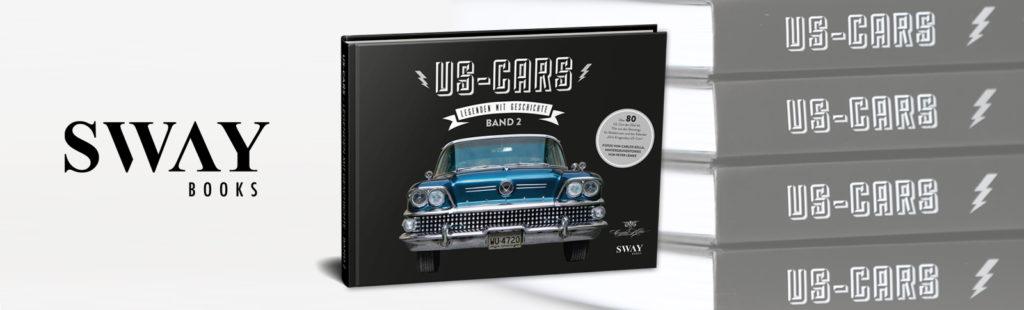 Bildband-Design und Produktionsabwicklung für SWAY Books durch Kähler & Kähler
