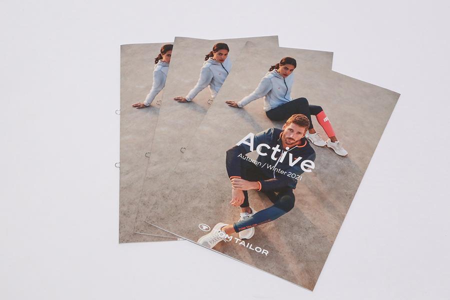 Tom Tailor Activewear Katalog, Kähler & Kähler